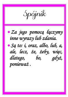 High School Life, Life Hacks For School, Back To School, Polish Language, Poland, Notes, Study, Science, Math Equations