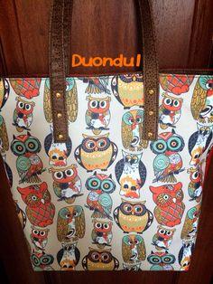 #owl#shoulderbag#cutedesign#canvas#cutefabric#deebetayuliawan