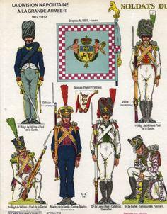 Naples Infantry 1812-13