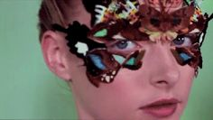 Butterfly, Dazed & Confused June 2012