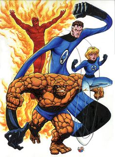 BREAKING: Cast of the Fox's Fantastic Four Reboot Announced