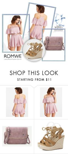 """""""ROMWE - 12/8"""" by thefashion007 ❤ liked on Polyvore"""