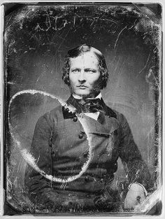 Decayed Daguerreotypes  A selection of images from the Library of Congress found via the always excellent Ptak Science Books blog. The daguerreotype, invented by Louis-Jacques-Mandé Daguerre in 1837