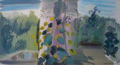 Ivon Hitchens, Spring Pool (Austin Desmond Fine Art, Summer Exhibition of British and Irish Art Abstract Landscape Painting, Landscape Art, Landscape Paintings, Irish Art, Contemporary Landscape, Cool Artwork, Impressionist, Archaeology, Art Exhibitions