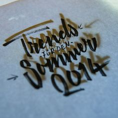 """""""Sketch for cover type"""" by Mirco Monsees TypeJunkie"""