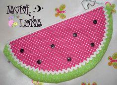 Necessaire de melancia