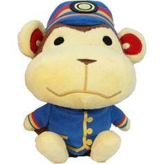Ekiinsan Small Plushie ~ Animal Crossing