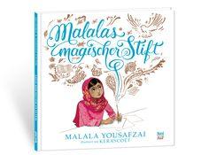 Als Malala in Pakistan aufwuchs, wünschte sie sich einen magischen Stift, mit dem sie ihre Träume verwirklichen könnte. Doch als sie älter wurde, änderte sich die Welt um sie und damit änderten sich auch ihre Wünsche. Das Recht, in die Schule zu gehen, wurde ihr verwehrt, nur weil sie ein Mädchen war. Statt eines magischen [...]Weiterlesen... Malala Yousafzai, Reading Time, Most Favorite, Books, Kids, Pakistan, Right To Education, Childhood, History