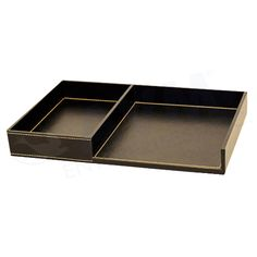 Melrose Divided Tray - Brown