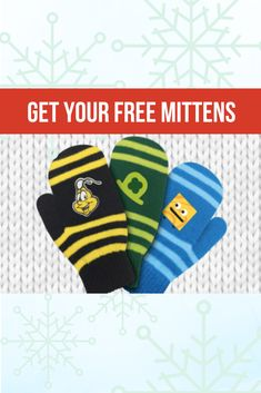 Cold weather is right around the corner - get your free General Mills mittens and warm up this holiday season! Free Stuff Canada, Stuff For Free, General Mills, Around The Corner, Free Samples, Cold Weather, Mittens, Seasons, Warm