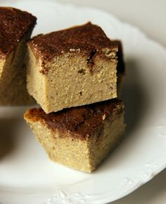 DedicationKristine - Healthy Sweets, Cornbread, Ethnic Recipes, Desserts, Food, Millet Bread, Meal, Healthy Candy, Deserts