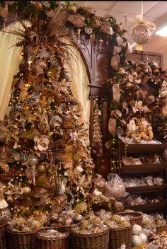 Leopard Christmas Tree