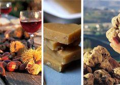 wine, cake, tartufo, enogastronomia, marche, italy, tourism