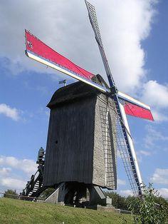 Moulin à vent de Villeneuve d'Ascq