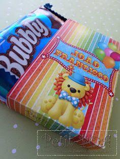 Chocolate Aerado Petit POA - Eventos & Lembrancinhas Personalizadas