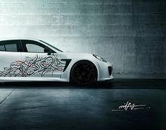 Calligraphy \ car