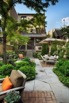 Beaty Small Backyard Landscape Designs to Your Garden, garden Landscape design, Small Garden Landscape Design, Landscape Plans, Landscape Designs, Small Backyard Landscaping, Modern Landscaping, Backyard Ideas, Landscaping Ideas, No Grass Backyard, Patio Ideas