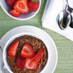 Toooo good: Chocolate Slow-Cooker Oatmeal