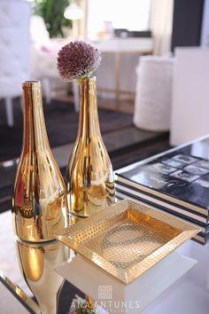 Home-Styling   Ana Antunes: Querido Mudei a Casa Tv Show #2314 - Gold Trellis…