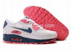 672aba8b371f5e Nike Air Max 90 Womens Shoes Wholesale Blue Orange Linen Black Adidas  Originals