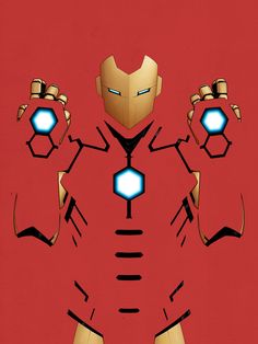 Civil War II #1 (2016) JTC Exclusive Iron Man Negative Space Variant Cover by John Tyler Christopher