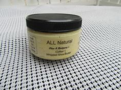 Coffee Whipped Shea Butter