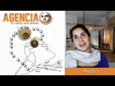 """""""La Agencia"""" - Agos  Hicimos un reality para que un representante de Córdoba viajase a las oficinas de Bogotá y México DF. Esta fue una de las candidatas."""