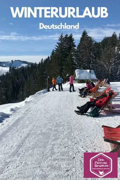 --> WINTERURLAUB DEUTSCHLAND mit Kindern - unsere Tipps! Snow, Outdoor, Ski Trips, Skiing, Family Vacations, Things To Do, Outdoors, Outdoor Games, Human Eye