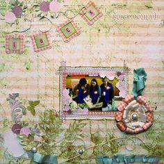 LO ozdobione ćwiekami z perłą Scrapbook, Painting, Art, Art Background, Painting Art, Kunst, Scrapbooking, Paintings, Performing Arts