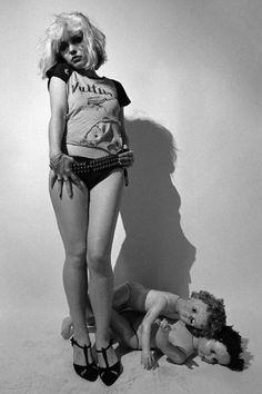 Blondie Debbie Harry, Chica Heavy Metal, Punk Magazine, God Save The Queen, Chica Punk, Chris Stein, Actrices Sexy, Women Of Rock, Estilo Rock