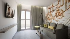 Aspalathos Junior Suite -Living Room, Elakati Luxury Boutique Hotel, Rhodes , Greece