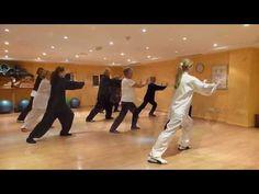 Tai Chi Chuan: La serie de 10 ejercicios con manos vacías, estilo Yang - YouTube