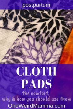 Postpartum recovery is important to your health and wellbeing but also to your enjoyment of your new motherhood! Here is how cloth pads (aka Mamma Cloth) can make your recovery more comfortable and why they are an awesome choice for so many ladies. Wellness Tips, Health And Wellness, Health Talk, Mental Health, Screaming Lady, Health Advice, Health Blogs, Happy Mom, Happy Kids