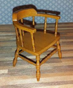 Harry Holder - Captain's chair