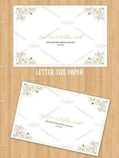 Wedding Invitation Card Template Script Fonts  Script Fonts