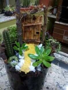 Mini Jardim - Portal