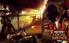 Max Payne 3 'Local Justice': Dlc - PS3 [Digital Download Add-On]