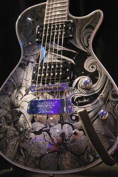 Absolut vodka Forum :: Absolutely cool stuff Unique Guitars, Custom Guitars, Vintage Guitars, Guitar Pics, Guitar Art, Cool Guitar, Music Guitar, Acoustic Guitar, Guitar Collection