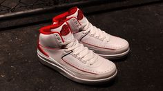 #Nike Air Jordan II Retro #sneakers