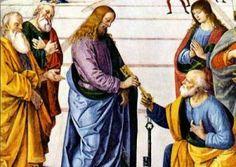 F.G. Saraiva: Os homens a quem o Céu obedeceTu és Pedro, e sobre...