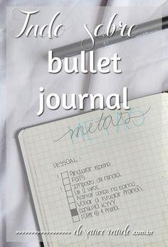 Tem dúvidas sobre o bullet journal? Falei tudo sobre esse método e respondi perguntas lá no blog! O link é esse: http://desancorando.com.br/2016/04/27/respondendo-tudo-sobre-bullet-journal/