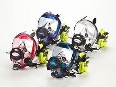 ocean reef full face mask