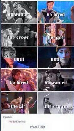 Complete opposite – Disney & Dreamworks – Home Recipe Disney Pixar, Disney Amor, Disney Facts, Disney Animation, Disney And Dreamworks, Disney Love, Disney Magic, Disney Stuff, Disney Tangled