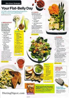 http://www.diets-plans-f... Flat Tummy Weight loss diet reports. flat belly day Check out Dieting Digest