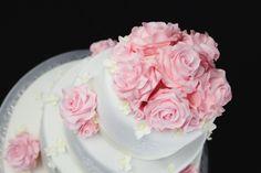 hochzeitstorte pink bouquet mehr wedding hochzeitstorte pink bouquets ...