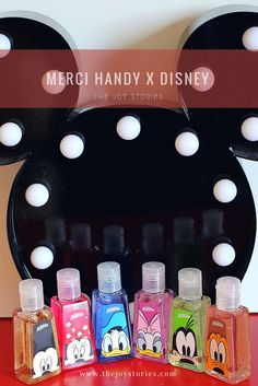 Merci Handy x Disney ! - The Joy Stories Sephora, Images Esthétiques, Bath And Body Works, Cleanser, Collaboration, Birthday Gifts, Make Up, Joy, Aurora