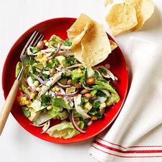 Tex-Mex Chicken Salad - WomansDay.com