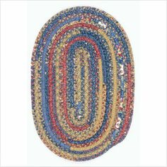 "Oval Four Seasons Style Braided Rug in Summer (Summer) (.5""H x 42""W x 66""D) . $172.00. CMI is a licensing partner of acclaimed fabric designer Lynette Jensen. Lynette is well-known for her Thimbleberries brand fabrics which are popular among quilters worldwide."
