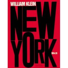 "William Klein is recognized as one of the masters of photography, using a graphic ""anti-technique"". This collection features some of his work in New York during the period 1954-1955, his grainy images commenting upon the city's gritty postwar vitality."