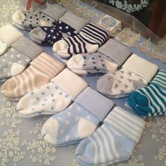 6 Pairs Per Lot  Winter Knitted Children Socks Cotton Fabric Baby Socks For Newborn Boys Girls